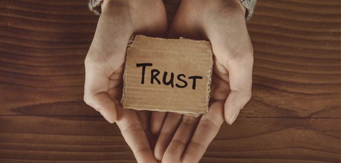 confiance pour la vente