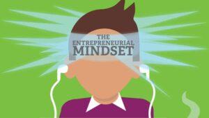 mindset d'un entrepreneur